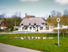 North Waltham (Beardy Vulcan) Tags: northwaltham village signpost