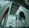 Oude Kerk Delft 3D GoPro (wim hoppenbrouwers) Tags: oudekerk delft 3d gopro anaglyph stereo redcyan
