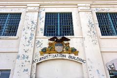 (Martin_Francis) Tags: alcatraz penitentiary prison jail california san francisco administrationbuilding