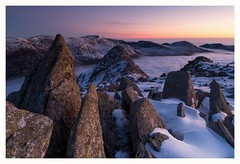 Tryfan, Snowdonia. See you at www.facebook.com/naturallandscapephotographer/ (Greg Knowles - Natural Landscape Photographer) Tags: snowdonia nationalpark fuji landscapephotography leefilters tryfan winter mountains colour sky snow ice