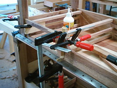 a break got repaired (samwilson.id.au) Tags: checksum:md5=cb08b7d7feb3b14a938f272c7f0dd471 canberra places australiancapitalterritory anuschoolofart backwoodwritingtable objects woodworkingprojects