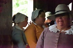DSC_8426 (Mark Morello) Tags: livinghistory plimothplantation plymouth massachusetts pilgrims puritans lawandorder trial johnoldham johnlyford milesstandish williambradford usa
