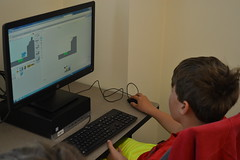 DSC_9277 (Caruth Institute for Engineering Education) Tags: stem programming scratch smu lyleengineering middle school raspberry pi