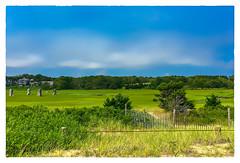 Forest Beach Conservation Area (Timothy Valentine) Tags: 2017 0717 capecod friday large fence chatham massachusetts unitedstates us