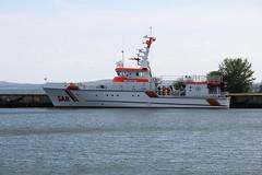 Sassnitz, Hafen, SAR Harro Koebke (julia_HalleFotoFan) Tags: rügen inselrügen sassnitz fährhafen jasmund hafen sar rettungsschiff