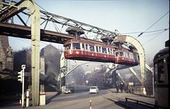 Schwebebahn - Wuppertal (Public Transport) Tags: tram wupperdal tramway trams tramways schwebebahn