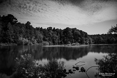 Lake Juliette - Long Exposure (showtm490) Tags: johnbelknap 2017 35mm 5diii 5d3 cpl canon clouds county forsythga ga georgia juliette lake lakejuliette longexposure manfrotto monroe monroecounty ndfilter pond river sigma f14