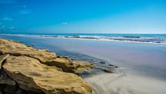 Atlantic ocean at Washington Oaks  Palm Coast (tfhammar) Tags: coquina beach palmcoast florida atlantic ocean tide shore
