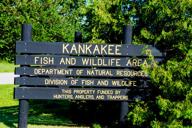 Kankakee Fish & Wildlife Area - July 18, 2017
