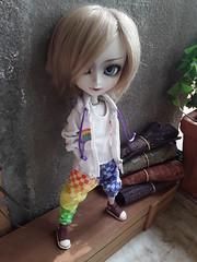 Jacob (Lunalila1) Tags: doll isul vermelho jacob