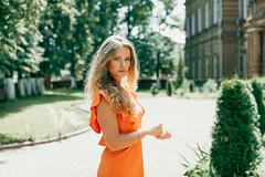 SOK_8604 (KirillSokolov) Tags: red girl portrait nikon d3s young pretty девушка портрет россия ру иваново никон nikonru kirillsokolov2016 ru russia кириллсоколов daylight