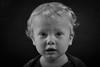 Grandson (rwscholte) Tags: groningen pentax grandson bw blackandwhite bnw monochrome rwscholte strobist portrait pentaxk10d multiblitz people child