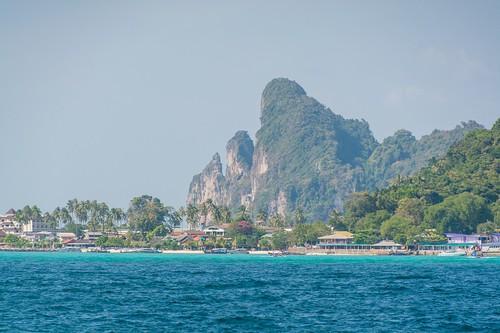 koh phi phi - thailande 1