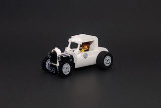 '50's Roadster