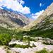 La haute vallée de la Restonica