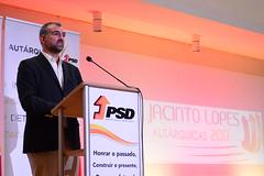 Autárquicas 2017: José Matos Rosa em Ferreira do Zêzere