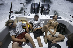 CocodrieCharterFishing (26) WM (Louisiana Tourism Photo Database) Tags: fishing gulf gulfofmexico southernunitedstates angler anglers boating catchingfish charterboat offshore oiandgasrigs outdoorsports outdoors redsnapper southlouisiana water cocodrie louisiana usa