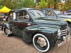 Classic Cars 2017 in Niehnagen. (Wallus2010) Tags: oldtimer peugeot 2cv ente citroen nienhagen