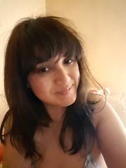 Smile (paula_carolina) Tags: yo me myself woman girl selfie nomakeup pretty cute smile