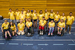Mary Free Bed Wheelchair Sports Camp 2017 (mfbrehab) Tags: mary free bed mfb wheelchair adaptive sports rehab rehabilitation hospital kids camp 2017 grand rapids mi michigan usa gvsu valley state university