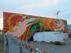 IMG_0519 East Van mural (vancouverbyte) Tags: vancouver vancouverbc vancouvercity