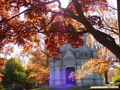 P1060563 (amiterangi1) Tags: woodlawncemetery autumn cemetery woodlawn