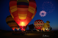 Balloon Glow (Tom Mortenson) Tags: hotairballoons wisconsin wausau wausauwisconsin evening digital balloonglow ribfest wausaumunicipalairport colorful color canon usa midwest centralwisconsin night nightphotography lowlightphotography balloons summer summerevening event wausauevents marathoncounty 2017 canoneos canon6d 24105l marathoncountywisconsin glow northamerica america ballooning afterdark festival geotagged aircraft launch