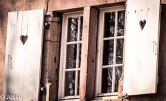 window to other worlds (Felicis_Flower) Tags: colmar vogesen city altstadt fenster window glass glas haus house