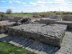 Ruins of White Chamber (bathhouse). Белая палата - баня (leraorsi70) Tags: булгар bolghar bulgar