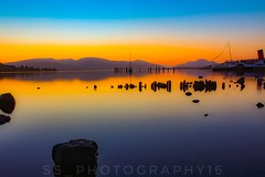 Sunset loch lomond (scotts_photography) Tags: sunset scotland lochlomond sun dusk landscape photography photo