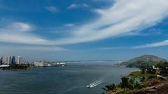 Terceira ponte vista do morro do jaburuna (antoniovix) Tags: espiritosanto andarilhos alipertinho brasil brazil antonioandrade vilavelha br