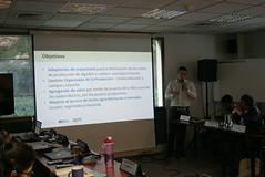 Reunion ampliada proyecto 199 (Cooperacion Brasil-FAO) Tags: algodón proyecto cooperaciónsursur reunión fao abc embrapa emater senaes faope faoco faobo faopy faorlc