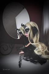 Beauty in the mirror (Vali.Tox.Doll) Tags: pullip custom fc pullipfc doll groove junplanning obi monster dark