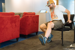 Chair Racing (Mark Griffith) Tags: amazon amazoncom officeolympics seattle socialfriday sonya7rii washington work 20170714dsc07219