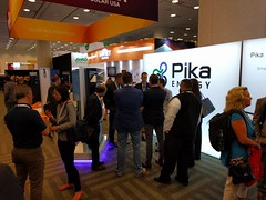 Pika Energy at Intersolar 2017