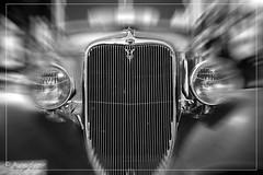 Ford V8 (glendale cruise night) (bryanasmar) Tags: glendale cruise night car show leica m246 monochrome 502 summicron 6bit bw blackandwhite