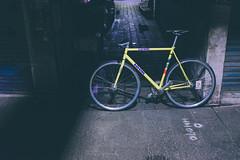 DSCF4416 (Liu A) Tags: fixie fixedgear fixedlife bikeaddition njs lookkg233p kg233p keirin