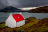 Storm over Torridon (Phil Woolley) Tags: storm snow loch torridon redhouse winter
