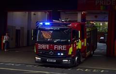 WX17 XZY (markkirk85) Tags: london lfb fire engine appliance mercedes benz atego emergency one brigade a241 soho dpl169 a24 wx17 xzy wx17xzy