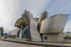 Museo Guggenheim (José M. Arboleda) Tags: arquitectura edificio museo guggenheim pais vasco bilbao vizcaya españa canon eos 5d markiv ef1635mmf4lisusm jose arboleda josémarboleda frank gehry