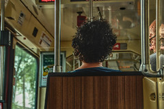 The Last Tram Ride (arTARO) Tags: taro strasenfotografie street photography filmisch cinematic edgar allan poe tram strasenbahn