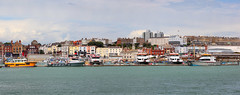 Ramsgate pano (Tony Withers photography) Tags: ramsgate harbour thanet kent sea weather clouds sailing boating 2017 seascape