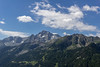 Gressoney Saint Jean, western italian Alps