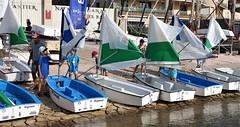 Stage de voile à SANARY (Gébété29) Tags: optimist catamaran dériveur croiseur sanarysurmer