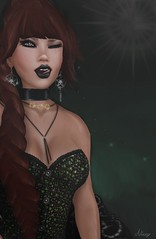"""""""Sn@tch Poster-Killakittyclaws"""" - gothicballerina2 (nixxykitty - The EKC) Tags: snatch poster secondlife modeling shop sntch gothic spell gaeg abar ebody"""