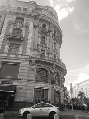Restaurant National (Sankab) Tags: architecture moscow redsquare national russia blackandwhite oldmoscow ussr