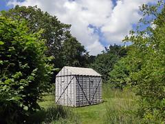 Houghton Hall, Norfolk, UK (mira66) Tags: gwuk houghton hall park sculpture garden rachelwhiteread hut norfolk eastanglia
