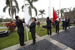 Ceremonia por Fiestas Patrias de Sedapal en La Atarjea (Sedapal Oficial) Tags: sedapal fiestaspatrias perú