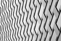Ginza Repetition (jbarry5) Tags: tokyo abstract minimalism geometry monochrome blackandwhite architecture japan
