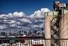 Emerald City Skyline (reillyandrew) Tags: seattle washington nik canon canonefs1755mmf28isusm rebel t3i